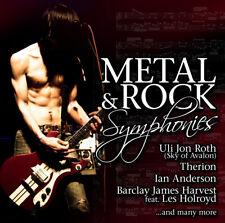 CD Metallo and Rock Sinfonie di vari artisti