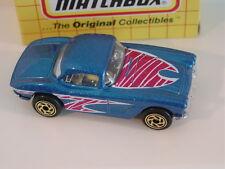 MATCHBOX YELLOW #32 '62 CORVETTE