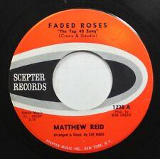 Hear! Rock 45 Matthew Reid - Faded Roses / Tomorrow Auf Zepter