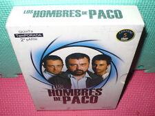 LOS HOMBRES DE PACO - 5 TEMPORADA - 2 PARTE  - NUEVO - dvd