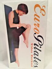 Euro Pilates Video Workout VHS New Unopened