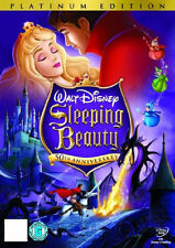 Sleeping Beauty (DVD, 2008) Walt Disney Brand New 8717418177447