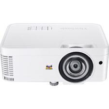Viewsonic PS501X 3D Ready Short Throw DLP Projector - 720p - HDTV - 4:3