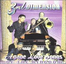 3RD DIMENSION - AGAPE LOVE SONGS OF THE KINGDOM * NEW CD