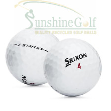 24 Near Mint  Srixon Z Star XV AAAA Used Golf Balls - FREE SHIPPING