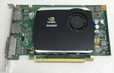 Dell Nvidia Quadro FX 580 PCIe DVI DP Video Card 0r784k
