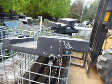 "RV Holding Tank, 42""X25""X9"", Side Drain, 22 Gal Black/Gray Water, New, #6"