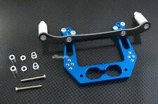 Alloy Shock Plate + Graphite Body Post Mount for Traxxas Rustler VXL