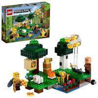LEGO 21165 MINECRAFT THE BEE FARM 238 Pieces Brand New