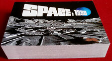 SPACE 1999 - COMPLETE BASE SET (54 Cards) - Unstoppable - Gerry Anderson