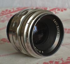 Carl Zeiss Jena 1Q Biotar T 58mm F2.0 58 2 Praktina BMPCC NEX A7 A7R 1D 5D 6D 7D