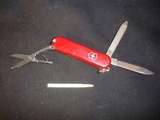 Victorinox Rostfrei Switzerland Multi-Tool Knife Blade File Scissors Toothpick