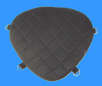 Motorcycle Driver Seat Gel Pad Cushion for Harley Davidson Softail models. New.