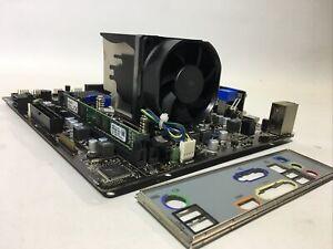 MSI H61M-E23 (B3) I3-2100 3.1GHz 4GB DDR3 Motherboard Bundle