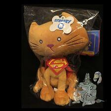 "DC Super-Pets STREAKY 9"" Plush Toy DC COMICS Entertainment SUPERGIRL Superman!"