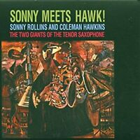 Sonny Meets Hawk By Sonny Rollins  , Music CD