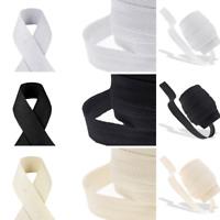 0.4 / 1 inch Cotton Herringbone Apron Bunting Webbing Twill Sew Bind Strap Tape