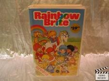 Rainbow Brite - V. 1 (VHS) Peril in the Pits Large Case