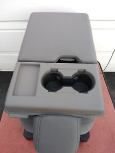 Arm console /jump seat for Ford F150,F250,F350 Super Duty, headrest,belt,OEM,