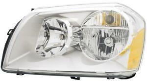 Headlight Assembly Left Dorman 1591061 fits 05-06 Dodge Magnum