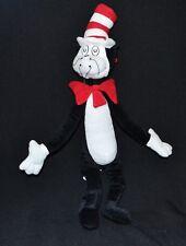"Dr Seuss Cat In The Hat Plush 2003 Nanco 20"" Or 51cm"