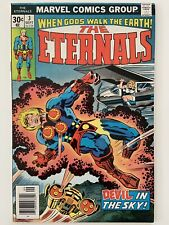 The Eternals #3 | 1st App Sersi | Marvel | 1976 | See Pics