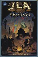 JLA Primeval 1999 Abnett Lanning Olivetti Prestige Format DC Comics v