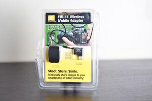 Nikon WU-1b Wireless Mobile Adapter - Genuine!