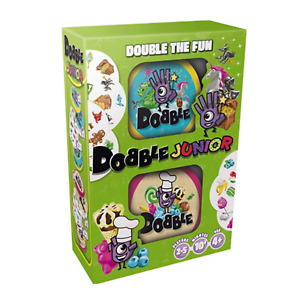 Dobble Junior - Family Card Game - Free UK Shipping