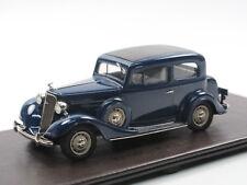 Brooklin Models BML 28 - 1934 Chevrolet Master 2-Door Sedan - blue - 1/43