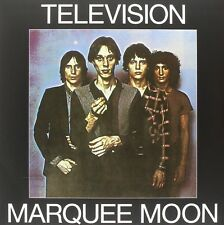 TELEVISION - MARQUEE MOON  VINYL LP ROCK MAINSTREAM POP NEW+