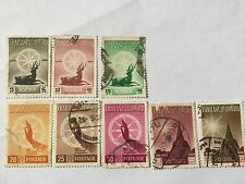 1957 Siam Thailand Old Stamps  Lot  29