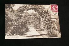 ALSACE SAVERNE JARDIN DES ROSES 1936  R1277