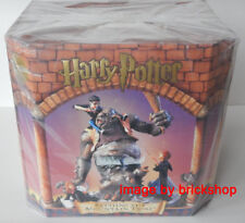 Harry Potter Battling the Mountain Troll Limited Edition Statue Sculpture Mattel