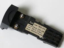 Dual TKO 212 ORIGINAL Tonkopfeinschub / Systemträger für 1010 / 1015