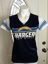 NFL SAN DIEGO CHARGERS WOMENS SIZE SMALL