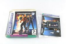 Nintendo Gameboy Advance FANTASTICI 4 Quattro Il Film PAL UK