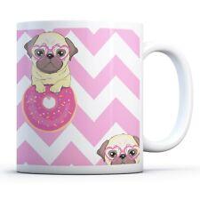 cadeau d/'anniversaire Keep calm and hug un carlin imprimé mug tasses-cadeau