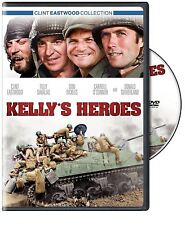 KELLY'S HEROES CLINT EASTWOOD DVD SEALED NEW