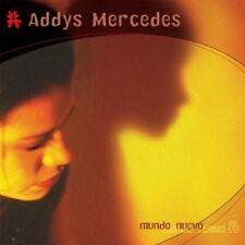 ADDYS MERCEDES - MUNDO NUEVO  CD NEW+