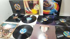 5x - ELO - Electric Light Orchestra - Vinyl LP Record Album Lot
