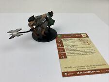 D&D Miniatures Blood War Rare Centaur War Hulk #15 Pathfinder