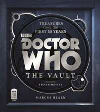 Doctor Who: The Vault  (First Edition), Hearn, Marcus, New Book