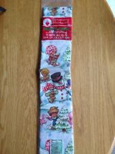 RARE-STRAWBERRY SHORTCAKE CHRISTMAS TISSUE WRAPPING PAPER American Greetings