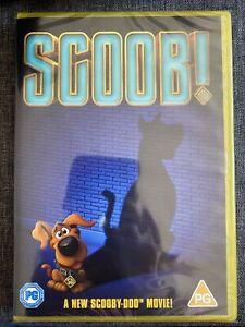 Scoob! [2020] NEW SEALED DVD