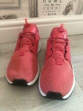 Girls Pink Adidas Trainers Size 3