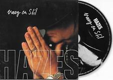 ANDRE HAZES - Vaag en stil CD SINGLE 2TR Dutch Cardsleeve 2005 (EMI)