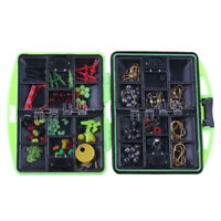 100pcs Outdoor Fishing Tackle Set Fishing Supplies Fishing Accessories Kit K1B