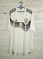 Germany Jersey Authentic 2018 2019 Player Issue XXL Shirt Trikot Adidas BR7313