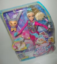 Barbie Star Light ADVENTURE Galaxy Bambola Barbie & GATTO VOLANTE NUOVO MATTEL